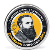 Beard Gloss Leave in Conditioner Balm - Professor Fuzzworthy Beard Care