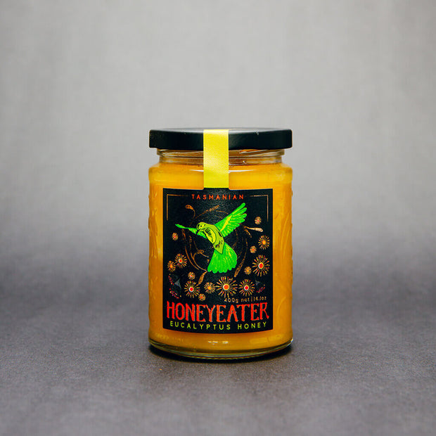 Tasmanian Raw Honey - Gifts - Beauty and the Bees - Professor Fuzzworthy & Grooming