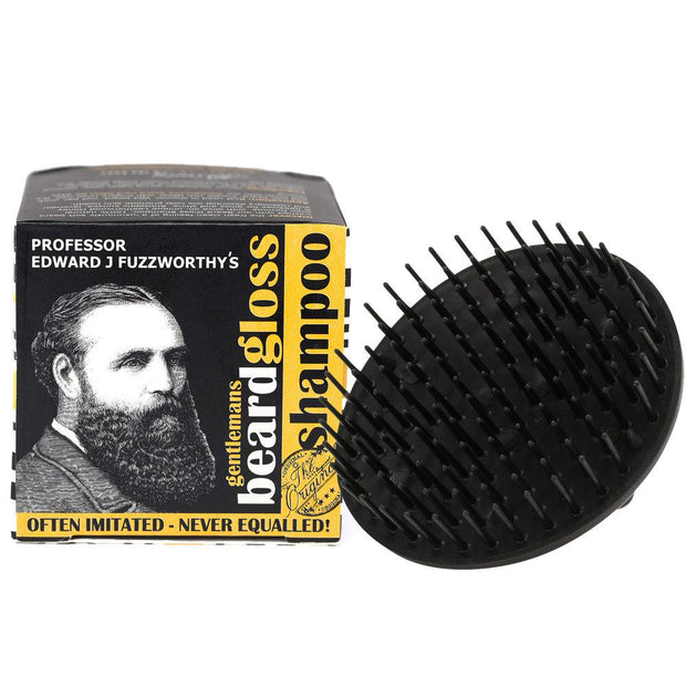 Turbo Charge Beard Shampoo Pack - Professor Fuzzworthy Beard Care