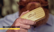 Professor Fuzzworthy's Boar Bristle Beard Brush