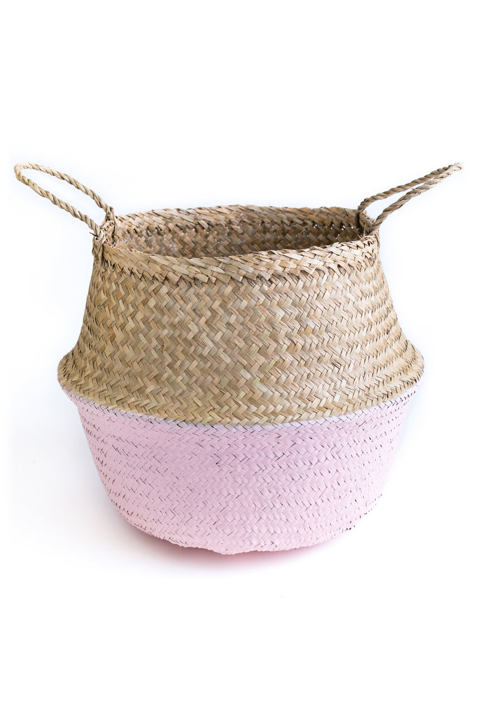 Belly Basket Pink