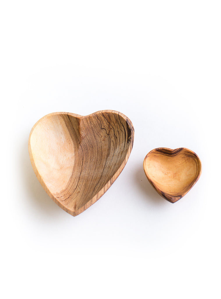 Mini Heart Bowl Set