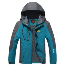Load image into Gallery viewer, Men Women Outdoor jackets windbreaker waterproof Windproof Camping Hiking Fishing Sports Jackets