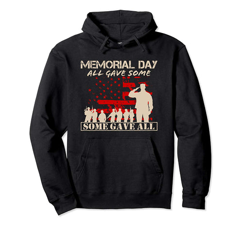 Memorial Day Shirt US Veteran Hoodie