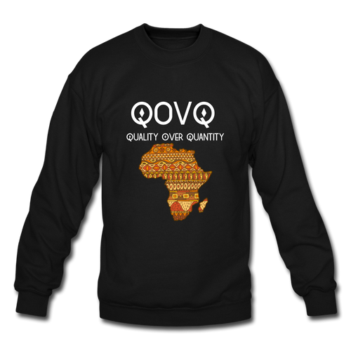 Crewneck Sweatshirt QOVQ - black