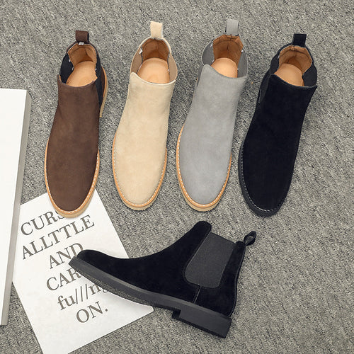 Chelsea Boots Men's Style Shoes Fashion Boots