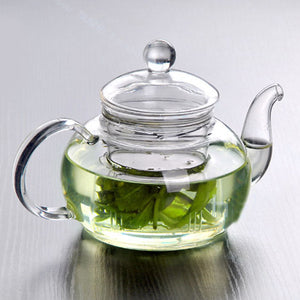 Personal Glass Loose Leaf Teapot