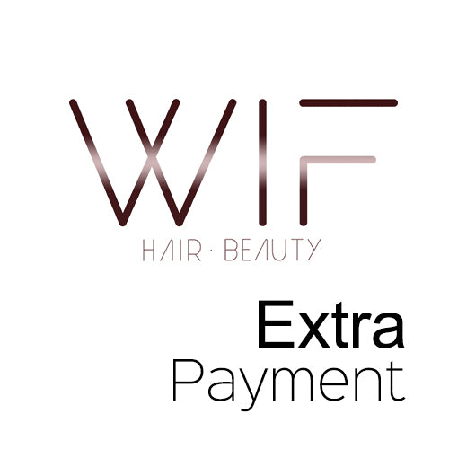 Custom Wig Payment / Extra Payment