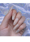 Almond Press-On Nails FN027