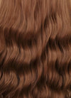 Brown Wavy Lace Front Synthetic Wig LF1788