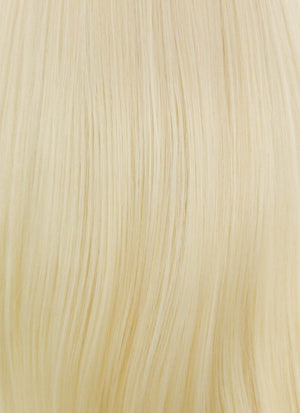 Straight Light Blonde Bob Lace Wig CLF269 (Customisable)