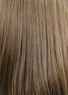 Brown Straight Lace Front Synthetic Wig LF870