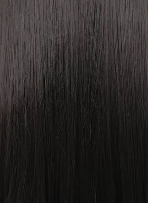 Brunette Straight Synthetic Wig NL027