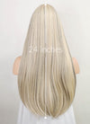 Mixed Light Blonde Straight Synthetic Wig NS132