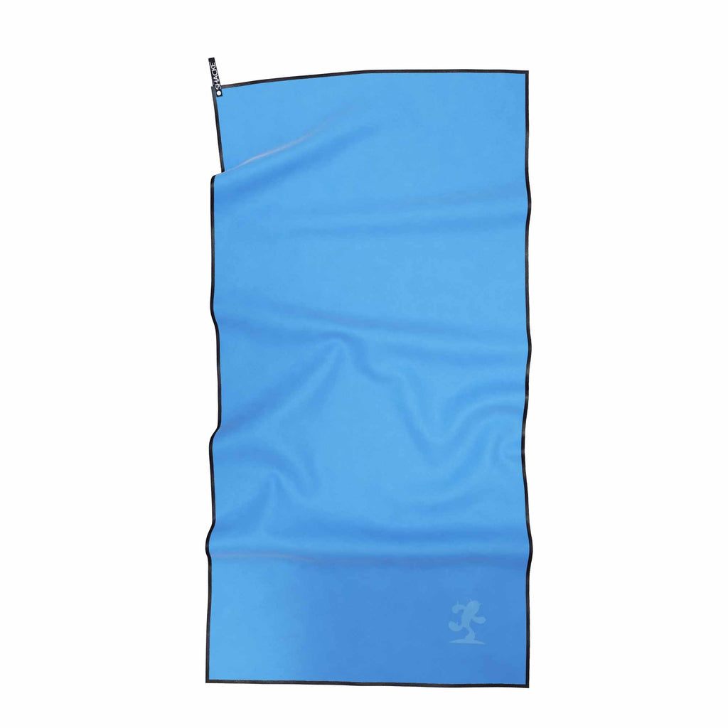 Shacke Fast Drying Towel For Travel, Beach, Bath, Gym, Camping - Anti-Bacterial/Microfiber