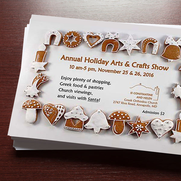 Annual Holiday Craft Show