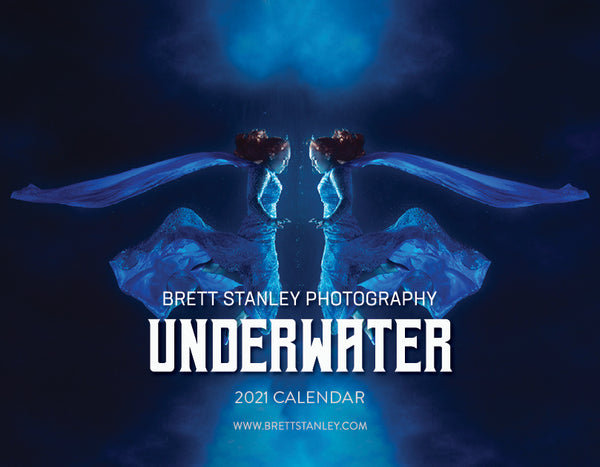 2021 Underwater Photography Calendar