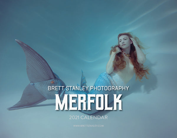 2021 Merfolk Photography Calendar