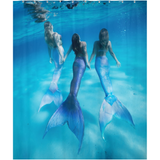 Sirenalia - Mermaid Shower Curtain