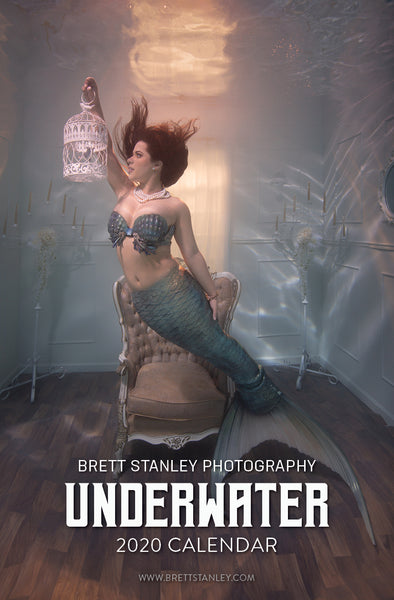 2020 Underwater Photography Calendar