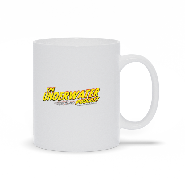 The Underwater Podcast Mug