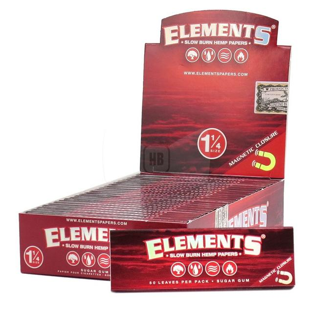 Elements RED Single Wide