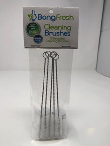 Bongfresh  5pk Cleaning Brushes