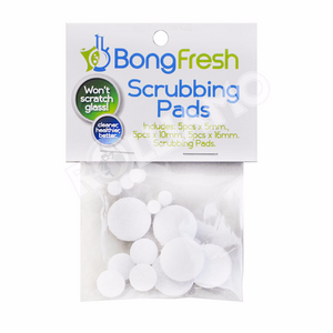 Bongfresh 15pk Replacement Scrubbers