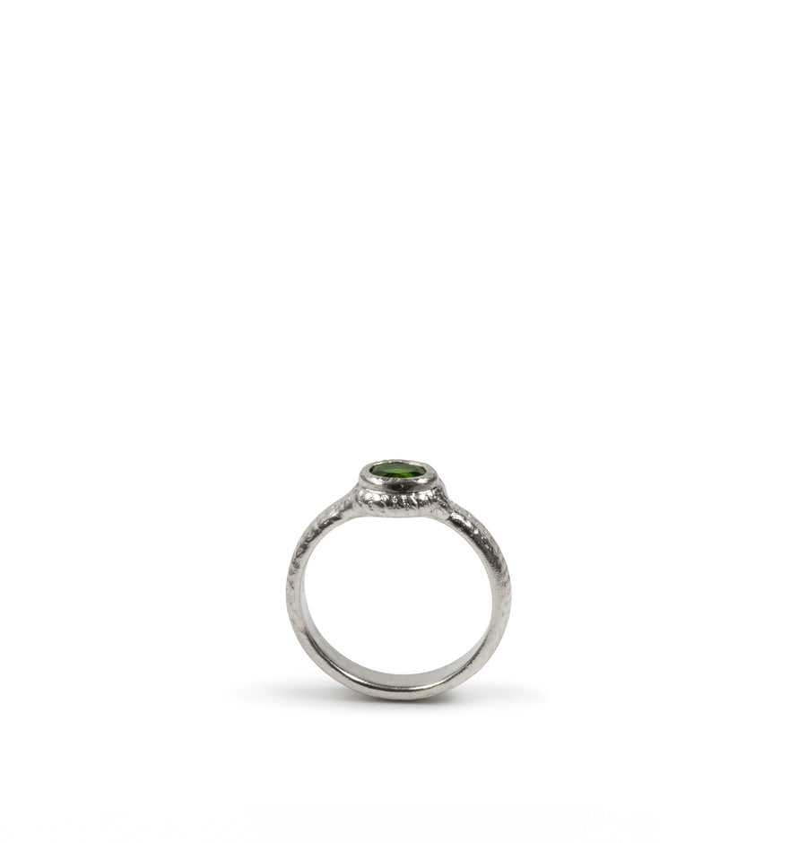 Tsavorit Ring