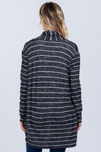 Load image into Gallery viewer, Striped Knit Super Soft Cardigan