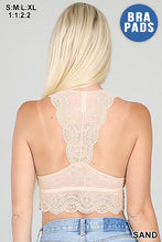 Load image into Gallery viewer, Lace Hourglass Bralette