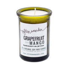 Load image into Gallery viewer, Often Wander - Apothec Candle - Grapefruit and Mango 6 oz