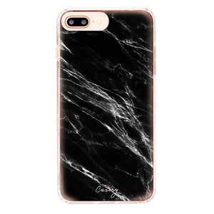 The Casery - Black Marble iPhone Case