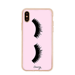 The Casery - Lashes iPhone Case