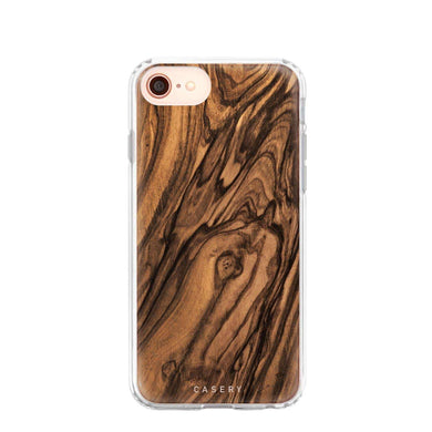 The Casery - Oak iPhone Case