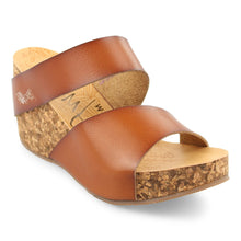 Load image into Gallery viewer, Henri Wedge Sandal