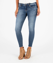 Load image into Gallery viewer, Connie Ankle Skinny Fray Hem