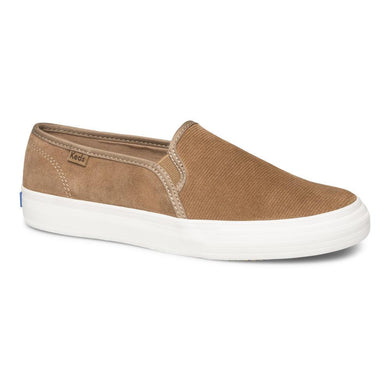 Keds Suede Double Decker Slip On