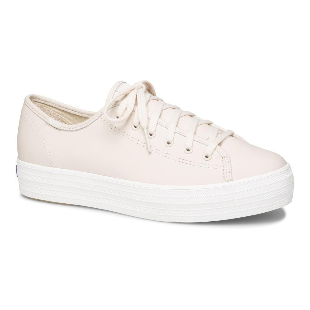 Keds Triple Kick Leather Shoe - More Colors Available