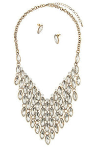 V-Collar Necklace