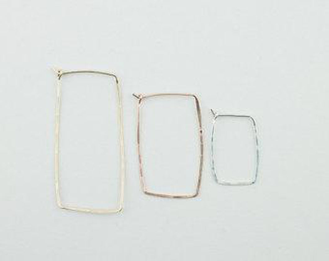 Essential Hoops - Small Rectangle