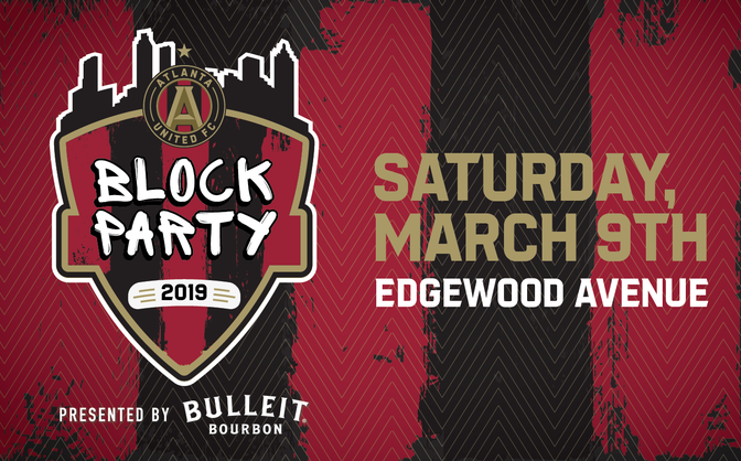 Atlanta United Throws Epic Block Party