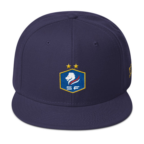 France World Cup Champions Snapback
