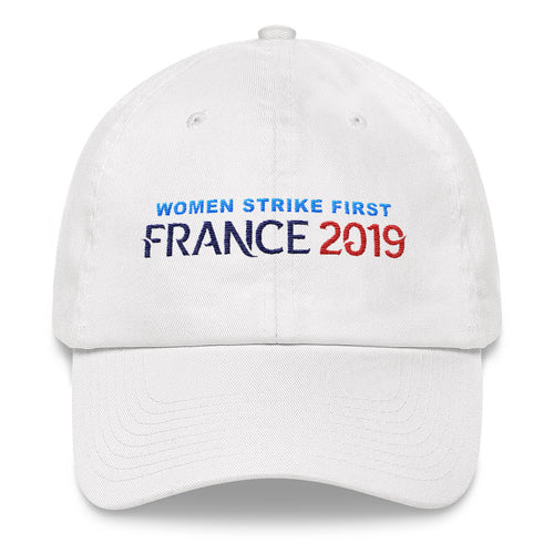 2019 WWC Women Strike First Hat