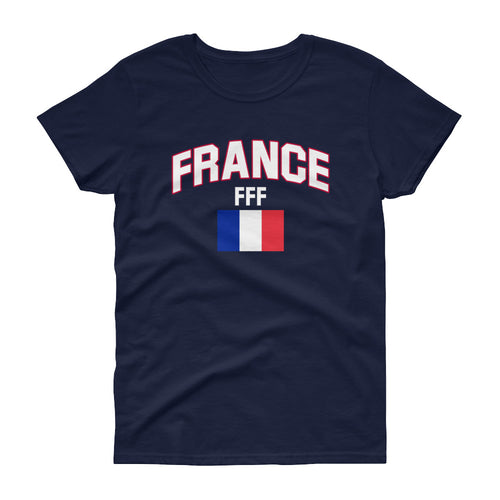 French Football Federation Womens Shirt