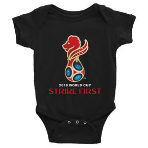 SF World Cup Emblem Onesie