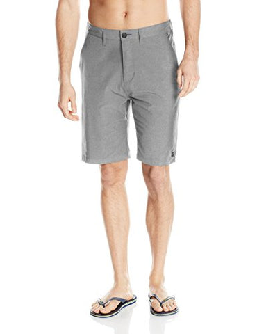 Billabong Men's Classic Hybrid Short, Grey, 32