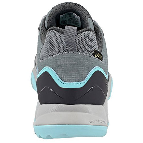 super popular f8921 b8b88 adidas Terrex Swift R GTX Shoe Women s Hiking 5 Grey-Utility Black-Clear  Aqua