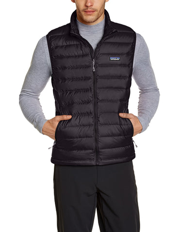 Patagonia Down Sweater Vest - Men's Black Medium