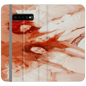 Blackpink Wallpaper Samsung Galaxy S10 Plus Flip Case Zooocase